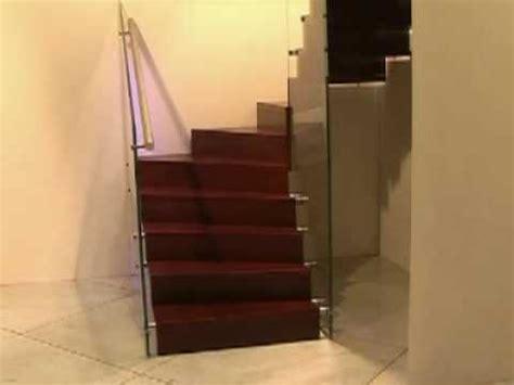 ringhiera per scala interna estfeller scale interne per arredamento legno ringhiera in
