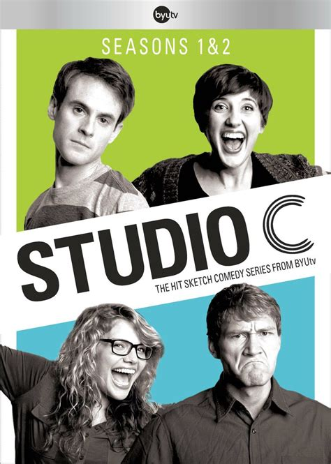 Studio C Sketches List by Studio C Dvd The Hit Sketch Comedy Series From Byutv