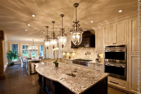 Kitchen Pendant Lights Over Island by Traditional Antique White Kitchen Traditional Kitchen