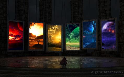 best 3d digital digital blasphemy 3d wallpaper portals by bliss