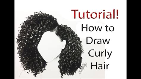how to draw curly hair 12 steps with pictures wikihow how to draw curly hair from start to finish tutorial