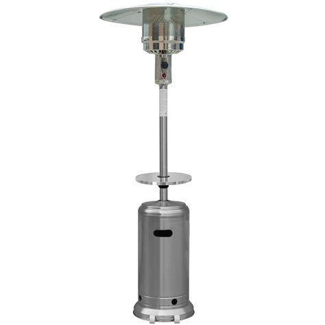 Az Patio Heaters Outdoor Patio Heater In Stainless Steel Az Patio Heaters