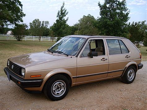 volkswagen golf 1985 1985 volkswagen golf information and photos momentcar