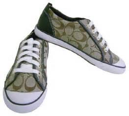 coach tennis shoes tennis shoes coach signature barrett khaki chestnut