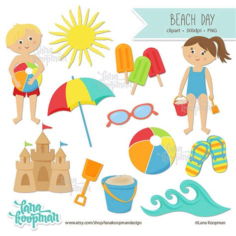 whats in seson to waer items similar to summer clipart clipart download clip