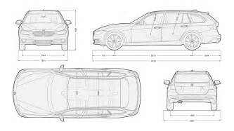 bmw 3 series touring technical data