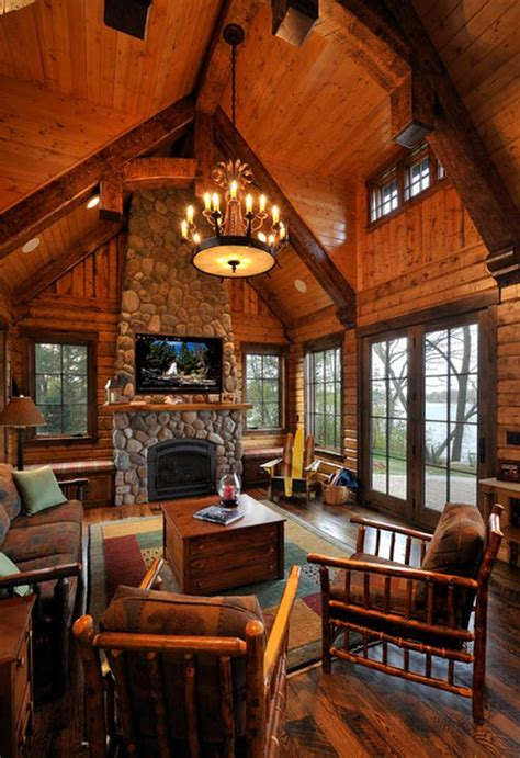 cabin ideas design 10 high ceiling living room design ideas