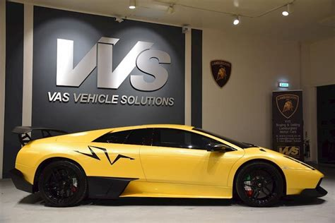 Lamborghini Lp670 4 Sv For Sale by Used 2009 Lamborghini Murcielago Lp670 4 Sv For Sale In