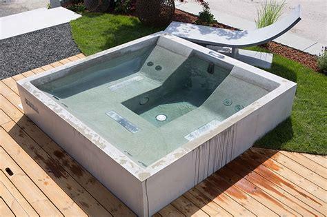 was ist ein jakusie dade design beton whirlpool concrete
