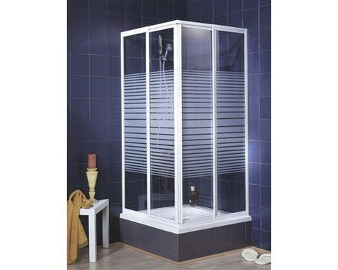 duschkabinen dekor eckeinstieg schulte lugano 75 88 cm echtglas dekor