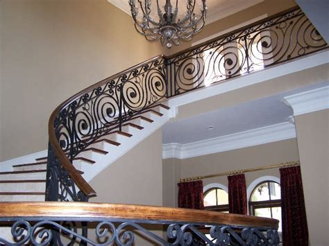 Gate For Stairs With Banister Stair Rails