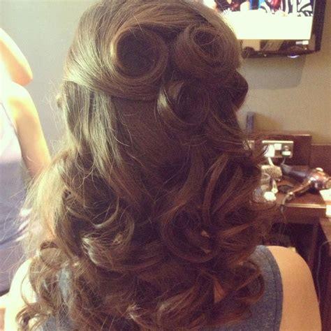 Vintage Wedding Hairstyles Half Up Half by Wedding Hairstyles Half Up Half Vintage Www