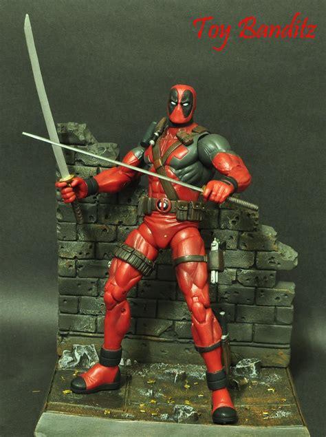 New Original Marvel Select Deadpool banditz deadpool by marvel select