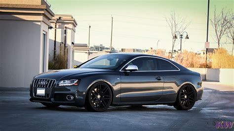 Audi S5 B8 by Kw Coilovers Audi B8 A5 S5 2008 10210075 15210075
