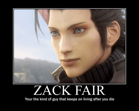 Zack Meme - zack fair by missmurder616 on deviantart