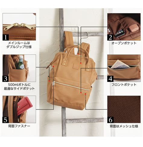 Store Branded Tas Wanita Anello A1221 New Backpack 2in 1 134 stock clearance anello japan pu leather casual backpack with zip large size 11street malaysia
