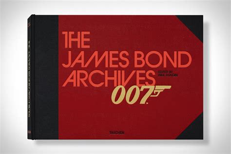 the james bond archives the james bond archives uncrate