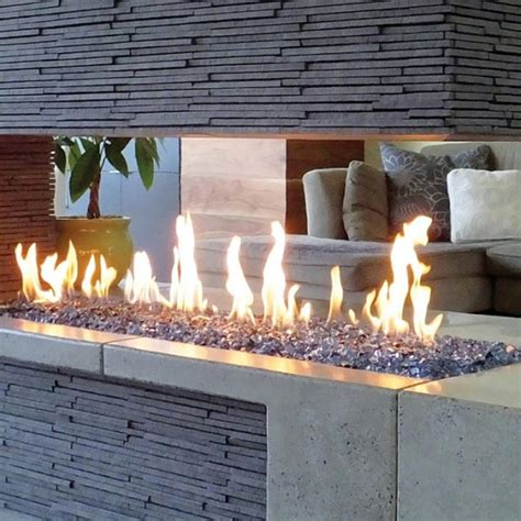 Cvo Fireplace by Outdoor Grate 1307mm Gas Burner Tray Cvo Co Uk
