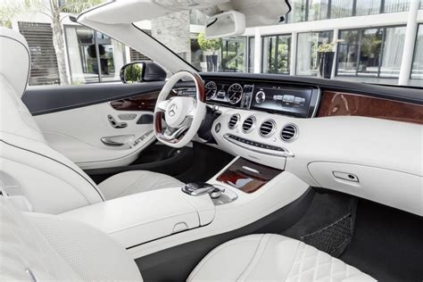 most comfortable convertible car 2017 mercedes benz s class cabriolet the world s most