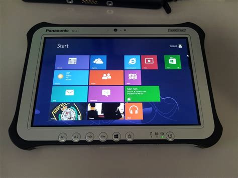 rugged tablets windows rugged windows 8 tablet goes to panasonic toughpad fz g1 microsoft surface and windows