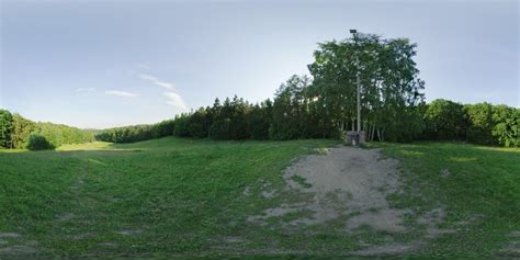 imagenes hdri para keyshot green hill and ski lift