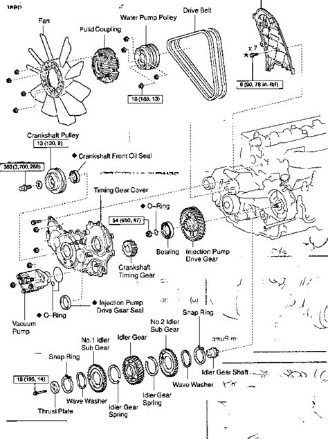 1kz engine wiring diagram 25 wiring diagram images