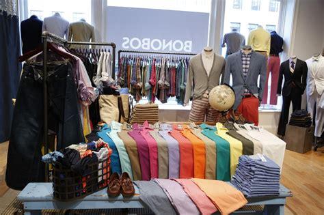bonobos launches offline store on newbury st