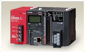mitsubishi melsec plc melsec l series product list programmable controllers