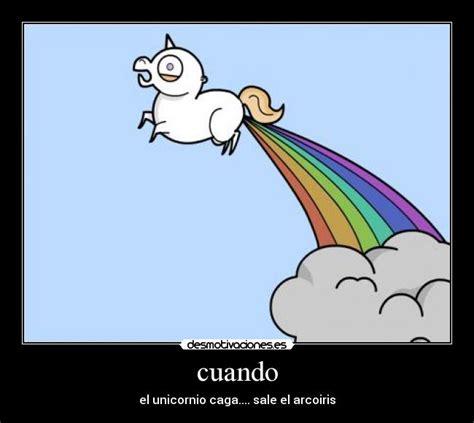 imagenes de unicornios vomitando arcoiris cuando desmotivaciones