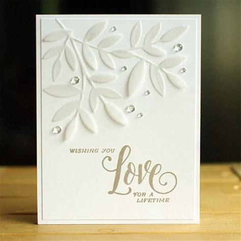 Wedding Anniversary Cards To Make by 2481 Best Images About Handmade Cards White Vanilla