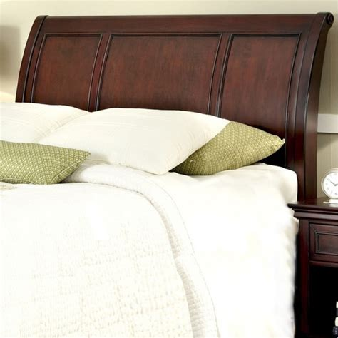 overstock king headboard king california king sleigh headboard by home styles