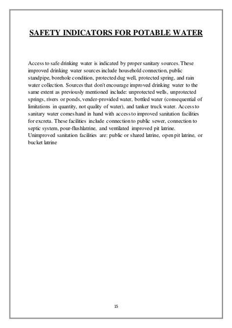 design brief grade 8 under ground water tank design including estimation and