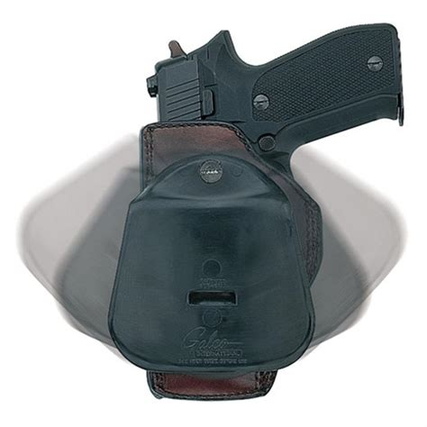 holsters for concealed carry galco 174 concealed carry paddle holster 130270 holsters