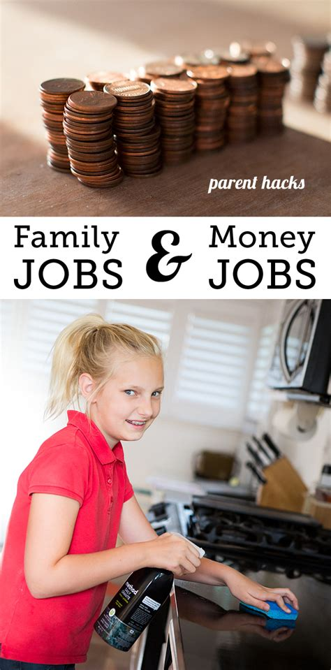 the beginning read this first modern parents messy kids establishing quot family jobs quot quot money jobs quot at home modern