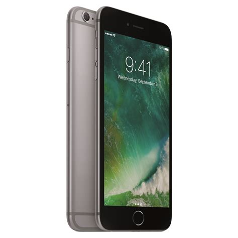 walmart family mobile apple iphone 6s plus 32gb space gray deal info brickseek