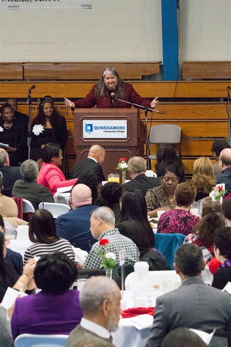 stanley springfield ma qcc holds annual martin luther king jr breakfast