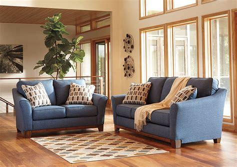 furniture janley sofa kemper furniture janley denim sofa and loveseat