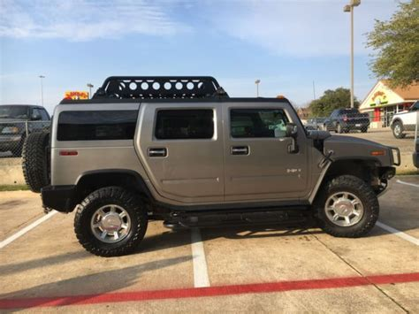 Hummer Meteor 2008 stealth grey hummer h2 excellent condition