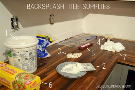 how to add backsplash how to add a tile backsplash in the kitchen ugly