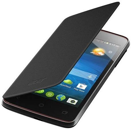 Leather Flip Acer Liquid Z4 acer liquid z4 flip black prijzen tweakers