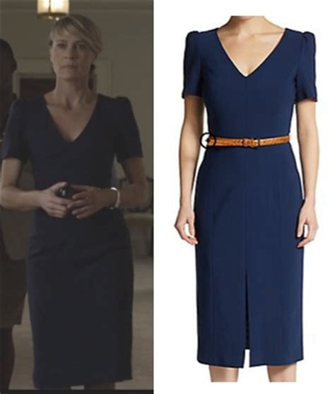Underwood Wardrobe by House Of Cards Season 3 Fashion What Wore Chapter