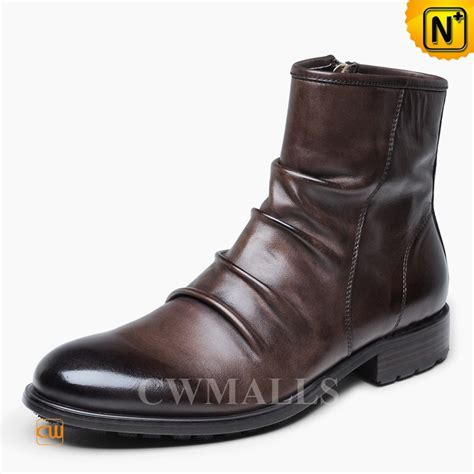 cwmalls 174 mens leather dress boots cw726505