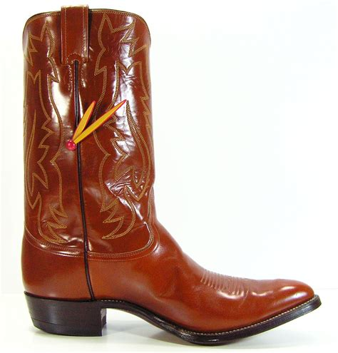 cowboy boot clock western decor time handmade custom by