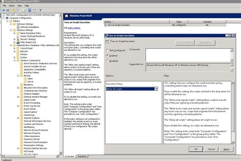 templates word gpo override gpo for powershell execution policy avinash s blog