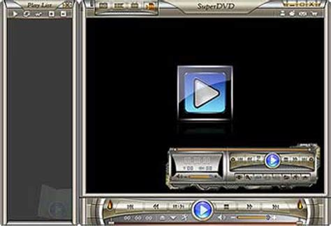 dvd player extension format superdvd player file extensions