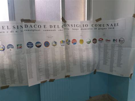 comune di messina ufficio sta elezioni messina sostituiti nove presidenti di seggio