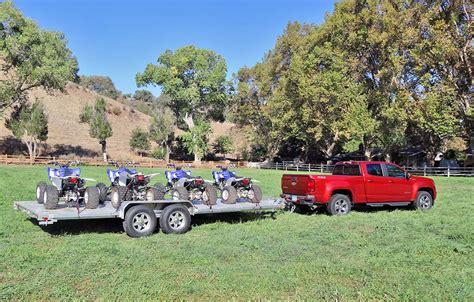 Colorado Diesel Towing by Drive 2016 Chevrolet Colorado Diesel