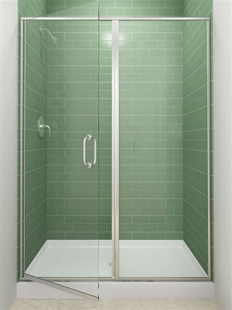 shower door image series easco shower doors