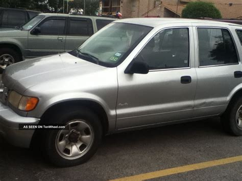 kia 2001 manual 2001 kia sportage repair manual