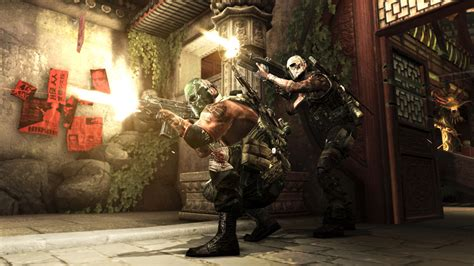 Ps3 Army Of Two 40 Day army of two the 40th day wallpaper